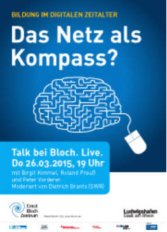 Talk bei Bloch