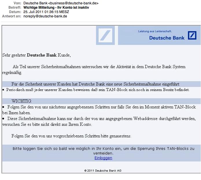 Teil 2 Checkliste Wie Erkenne Ich Eine Phishing E Mail Klicksafe De