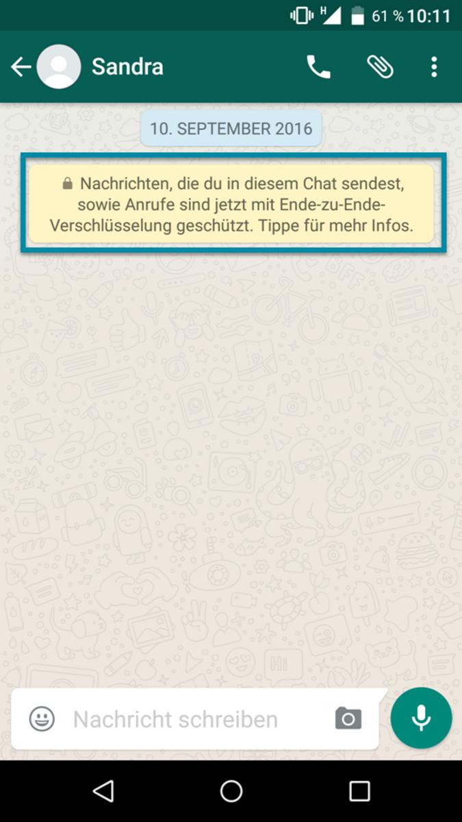 Probleme Mit Dem Whatsapp Messenger Klicksafede