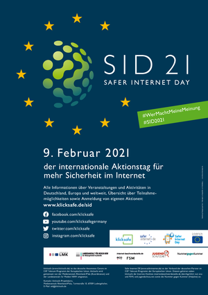 Poster SID 2021 (DIN A1)