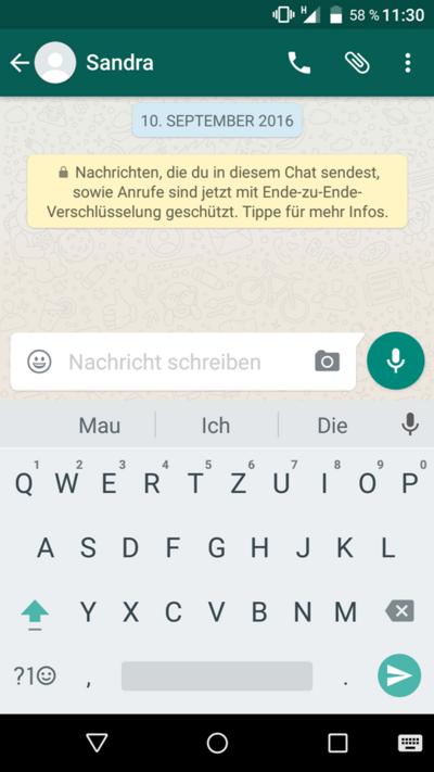 Was Ist Der Whatsapp Messenger Klicksafede