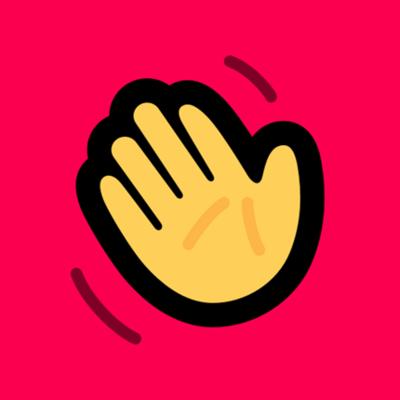 erwachsenen messenger symbol
